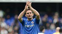 Frank Lampard zřejmě už brzy opustí Blues.