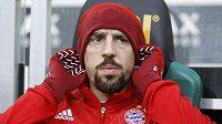 Záložníka Bayernu Mnichov Francka Ribéryho čeká další dvouměsíční pauza.