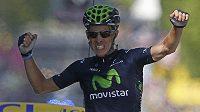 Portugalec Rui Alberto Costa z týmu Movistar vyhrál 168 kilometrů dlouhou úterní etapu Tour de France.