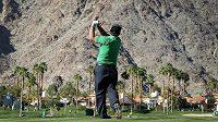 Golfista Patrick Reed.