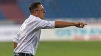 Trenér Ostravy Luboš Kozel byl hodně kritický k výkonu z první půle.