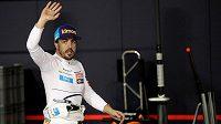 Fernando Alonso se rozloučil s kariérou ve formuli 1.