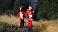 Vánoce, Vánoce přibíhají, šťastné a veselé!