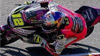 Filip Salač na Sachsenringu vyhrál kvalifikaci ve třídě Moto3.