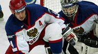 Bývalý ruský hokejový reprezentant Valerij Karpov.