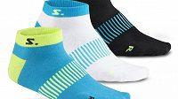 Sada krásných běžeckých ponožek se vám určitě bude hodit.
