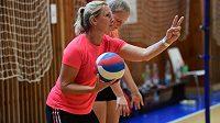 Trenérka Drešerová a její volejbalové Lvice zvládly pandemii na jedničku.