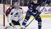 Ruský brankář Colorada Varlamov byl zproštěn obvinění z domácího násilí.