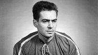 František Vaněk na snímku ze 7. února 1959.