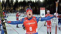 Ondřej Moravec jásá, biatlonisté mohou od příští sezóny nasadit o jednoho závodníka více.