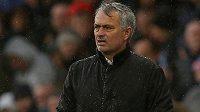 Manažer Manchesteru United José Mourinho musel překousnout porážku svých svěřenců na hřišti Huddersfieldu.
