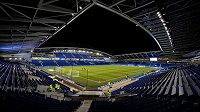 Stadion Brightonu. (ilustrační foto)