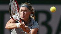 Česká tenisová jednička Petra Kvitová (ilustrační foto).