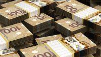 Peníze nejsou všechno. Kanadský šampion ukázal, že nejvíc miluje svůj sport.