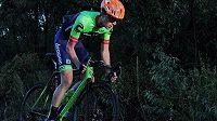 Australský cyklista James Whelan utrpěl při pádu v závodu Kolem Baskicka zlomeninu pánve.