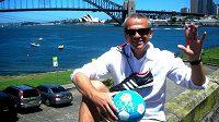 Fotbalový trenér Vítězslav Lavička v Sydney