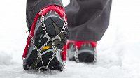 Na ledovku musí být běžec kvalitně připraven.