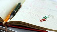 Tréninkový deník může být velkým pomocníkem pro zlepšování vašich výkonů.