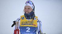 Švédka Linn Svahnová se mohla z vítězství radovat i dnes