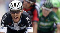 Ital Matteo Trentin ze stáje Omega Pharma-Quick Step vyhrál sedmou etapu Tour de France vedoucí z města Épernay do Nancy.