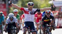 Belgičan Jonas Van Genechten vyhrál sedmou etapu cyklistické Vuelty.