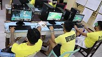 Vezni na Filipínách hrají turnaj ve hře Dota2