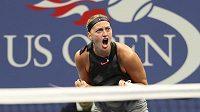 Česká tenistka Petra Kvitová prohrála po boji ve čtvrtfinále grandslamového US Open s domácí Venus Williamsovou.