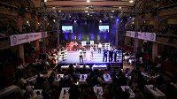 Finálové boxerské zápasy mistrovství republiky zažije legendární Lucerna (ilustrační foto)
