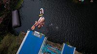 High Jump 2019, Hřiměždice, Aidan Heslop