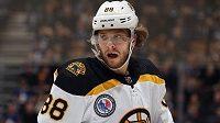 Český útočník David Pastrňák aktuálně vládne střelcům celé NHL!