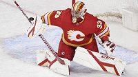 Český brankář David Rittich se stěhuje z Calgary do Toronta.