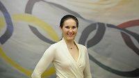 Lyžařka Šárka Záhrobská oznámila svou kandidaturu do komise sportovců Mezinárodního olympijského výboru.