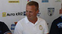 Fotbalista David Limberský si zahrál přípravné utkání za Domažlice proti Plzni.