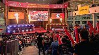 Loňské Mistrovství v počítačových hrách přilákalo na brněnské výstaviště tisícovky fanoušků, letošní ročník se kvůli pandemii koronaviru odehrává online.