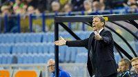 Nový asistent nizozemské fotbalové reprezentace Marco Van Basten.