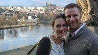 Kateřina a Matt Emmonsovi čekají už čtvrtý přírůstek do rodiny.