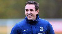 Anglický trenér a někdejší fotbalista Gary Neville.