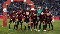 Fotbalisté AC Milán nebudou hrát v příštím ročníku Evropské ligy.