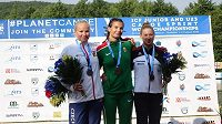 Na bronzovou medaili z račického ME navázala stříbrem Barbora Galádová.