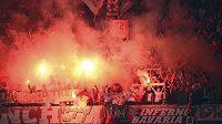 Atmosféra finále fotbalové Ligy mistrů ve vyprodané mnichovské Allianz Areně byla parádní