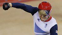 Chris Hoy, britský olympijský vítěz v keirinu