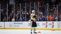 Hokejista Pittsburghu Jevgenij Malkin.