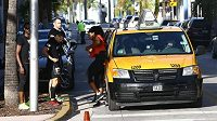 Serena Williamsová běžecký závod nezvládla. Tak si zavolala taxík.