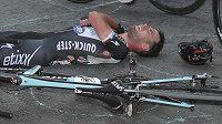 Mark Cavendish skončil s letošní Tour už v první etapě.