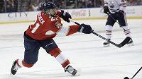 Hokejový útočník Vincent Trocheck se stal v NHL novou posilou Caroliny.