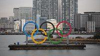 Olympijské hry v Tokiu by měly být podle plánu (ilustrační foto)
