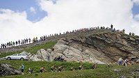 Z 6. etapy závodu Kolem Švýcarska.