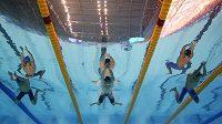 Plavecké mistrovství světa v korejském Kwangdžu.