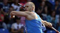Jakub Vadlejch skončil na Kontinentálním poháru třetí
