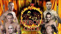 Plakát pro Herose Gate 7